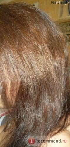 Очередное высокохудожественное самофото моих волос