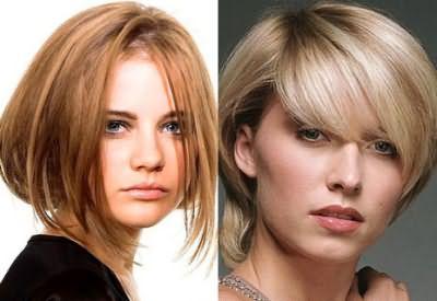 Увеличение объема тонких волос с помощью филирования