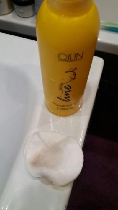 Гель для удаления краски с волос Ollin Professional фото