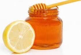 Мед и лимон помогут достичь гладкости