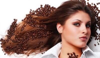 Кофейные маски не рекомендованы блондинкам