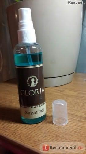 Лосьон от вросших волос Gloria Sugaring фото