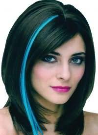 голубые волосы18