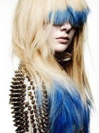 градиент на волосах 3