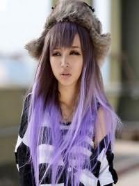 градиент на волосах 7