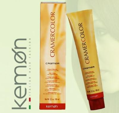 итальянская профессиональная крем краска для волос