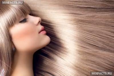 экранирование волос в салоне