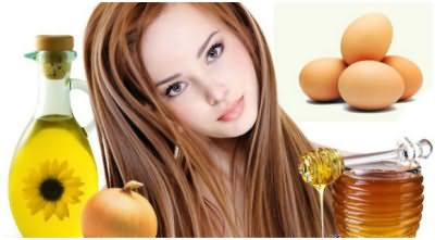 Маски для восстановления волос после плойки