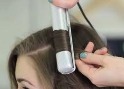 Как быстро накрутить волосы феном 3