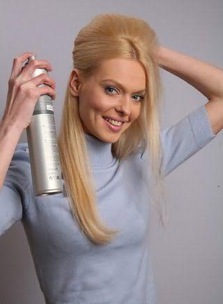 Как правильно создать начес на прямых волосах