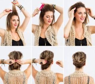 Пошаговая инструкция выполнения начеса на средние волосы