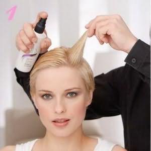 как сделать красивую прическу на короткие волосы 1