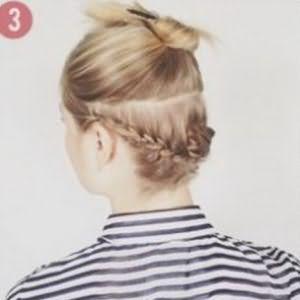 очень красивые прически для коротких волос 3