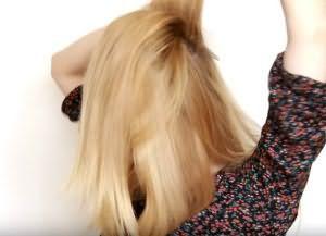 как сделать красивую укладку на средние волосы 2