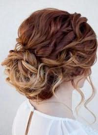 красивые укладки волос средней длины 6