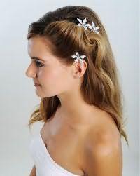 Как красиво и элегантно заколоть средние волосы