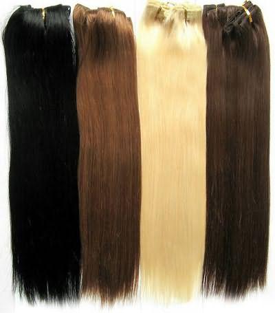 Канекалон - самые качественные матовые волокна для париков.