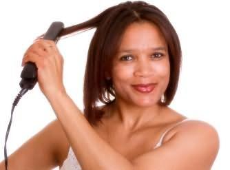как правильно крутить волосы на плойку