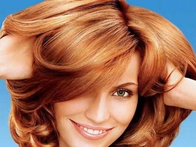 Как окрасить корни волос