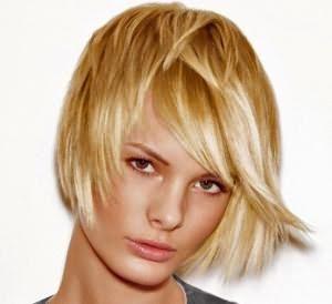осветление кончиков волос
