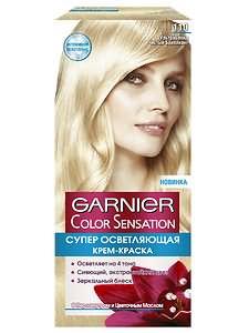 Garnier – наиболее популярное средство