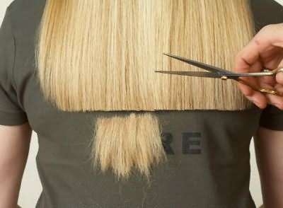 Подстригание концов - процедура полезная и совсем не сложная