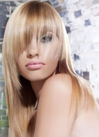 как подстричь длинные тонкие волосы 6