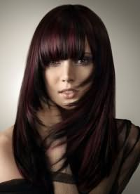 как подстричь длинные тонкие волосы 9