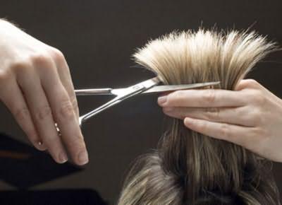 Как самостоятельно подстричь волосы