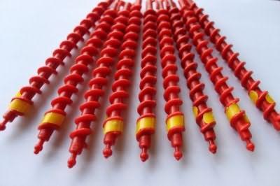 Пластмассовые спиральки для чудесных завитушек
