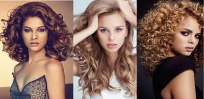 Эффект, который дают бигуди липучки на средние волосы