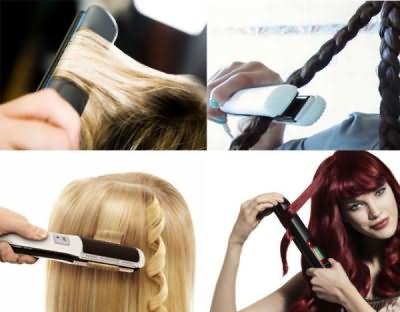 Накрутить волосы на утюжок хотя бы раз в жизни пробует каждая девушка