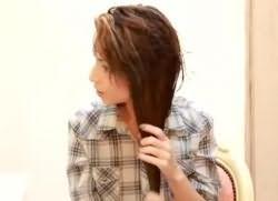 как накрутить волосы на бигуди липучки 1