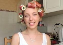 как накрутить волосы на бигуди термо 4