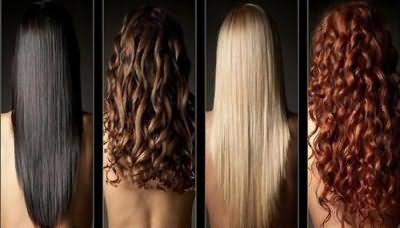 Окрашиваем длинные волосы
