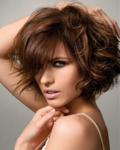 Главное преимущество – воздушный эффект пышных волос.