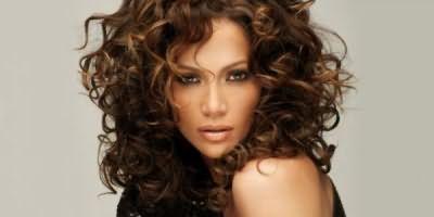 Фото завитков на средних волосах