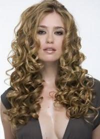 красивые кудри на длинные волосы 4