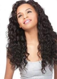 красивые кудри на длинные волосы 6