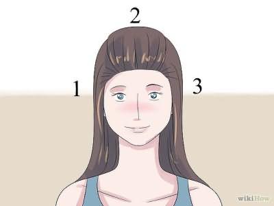 Как сделать локоны с помощью термобигуди: этап 2