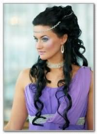 Свадебная прическа в греческом стиле своими руками