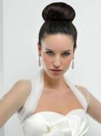 Свадебная прическа пучок своими руками
