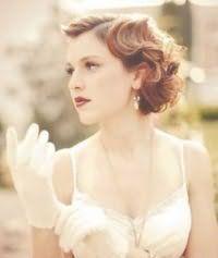 Прическа в стиле ретро своими руками на свадьбу