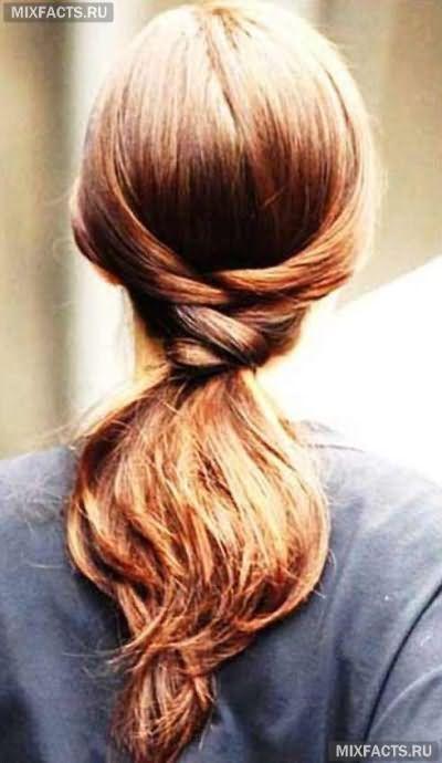 модные прически косы на длинные олосы