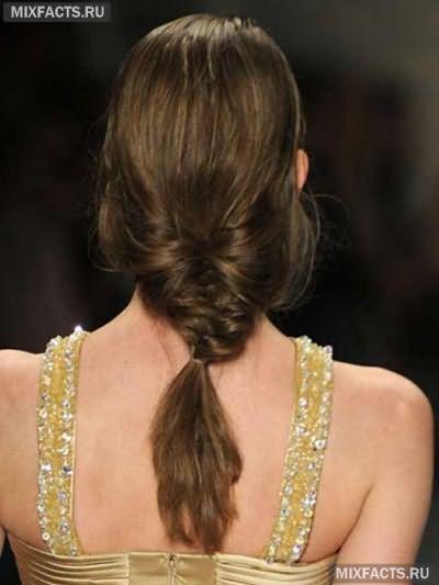 модные прически сезона на длинные волосы