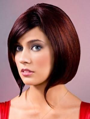 современные укладки на средние волосы