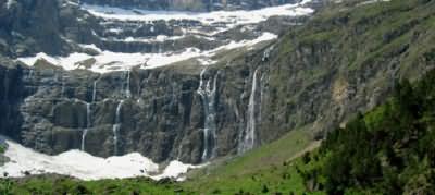 Водопад Гаварни вдохновил французов на создание прически