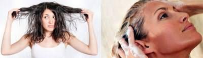 Витаминный шампунь для густоты волос