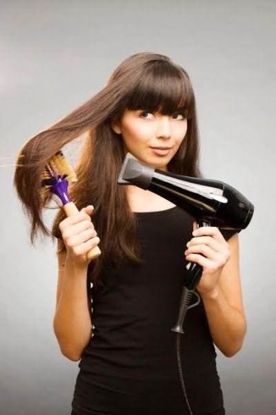Как сделать волосы пышными