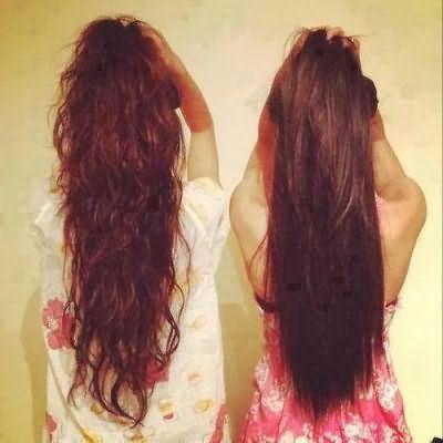 Как сделать структуру волос толще